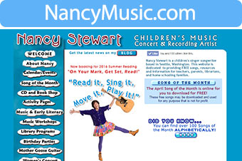 Artists website of Nancy Stewart, Seattle Washington